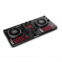 NUMARK MIXTRACKPROFX | Controlador DJ de 2 Cubiertas con Paletas de Efectos