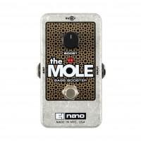 ELECTRO HARMONIX MOLE | Pedal The Mole Booster Para Bajo