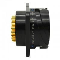 Amphenol MP-4102-37P | Conector Chasis Macho Multipin de 37 Pines