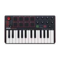Akai MPKMINI-MK2 | Teclado controlador MIDI USB de 25 notas