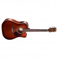 CORT  MR500E-BR   Guitarra Folk Electroacústica