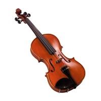 STRADELLA MV141144 | Violín de Estudio con Arco, Resina, Estuche y Mentonera