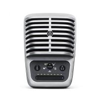 SHURE MV51 |  Micrófono vintage para grabación en dispositivos móviles, PC y tablets
