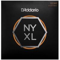 DADDARIO NYXL1046   Cuerdas para guitarra eléctrica Regular Light Set