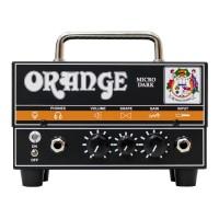 ORANGE OS-D-MD | Cabezal de Guitarra Micro Dark Hibrido 20 Watts