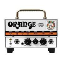 ORANGE OS-D-MT | Cabezal Amplificador de Guitarra 20 Watts