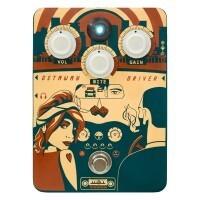 ORANGE OS-D-PD-GETAWAY-DRIVER | Pedal de Efectos de Guitarra Overdrive con salida CabSim