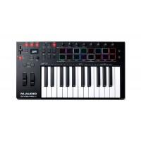 M-AUDIO OXYGEN-PRO25 | Controlador MIDI de 25 Teclas Profesional