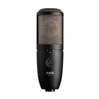 AKG P420 | Micrófono Condensador Cardioide y Omnidireccional Negro