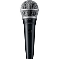 SHURE PGA48-LC | Micrófono dinámico para voces