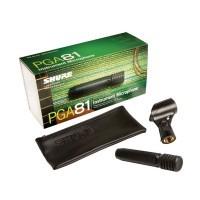 Shure PGA81LC | Microfono Condensador Cardioide Para Instrumentos