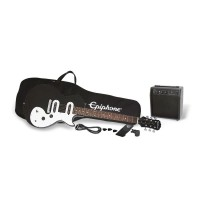 Epiphone PPEG-ENOPEBCH3 | Guitarra Eléctrica Les Paul Pack Ebano