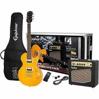 EPIPHONE PPGS-ENA2AANH3-US | Pack de Guitarra Les Paul Slash Appetite For Destruction