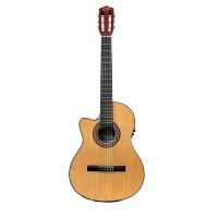 GRACIA PRO10EQFZ | Guitarra Electrocriolla M10 con EQ Fishman para Zurdos