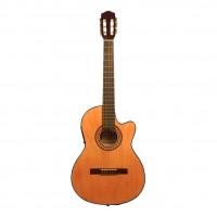 GRACIA PRO6EQF | Guitarra Clásica M6 con EQ Fishman
