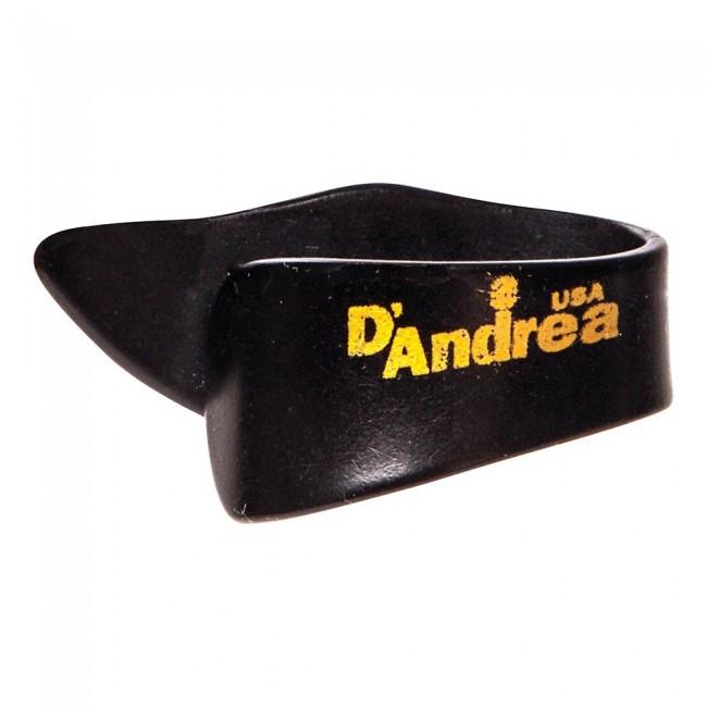 D ANDREA R373-LG-BLK | Uñero Large Negro Para Dedo Pulgar