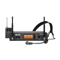 ALTO PROFESSIONAL RADIUS100H | Sistema de micrófono inalámbrico vincha UHF