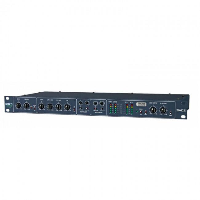 KV2 SAC2 | Controlador Analógico 2 Canales
