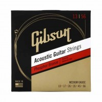 GIBSON SAG-PB13   Cuerdas de Guitarra Acústica de Bronce Calibres 13-56