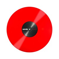 Serato SCV-PS-RED-OV |  Serato Performance Series Rojo