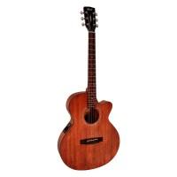 CORT SFX-MEM-OP | Guitarra Electroacústica SFX Slim Body Depth Open Pore