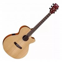 CORT SFX1F-NS | Guitarra electroacústica Folk