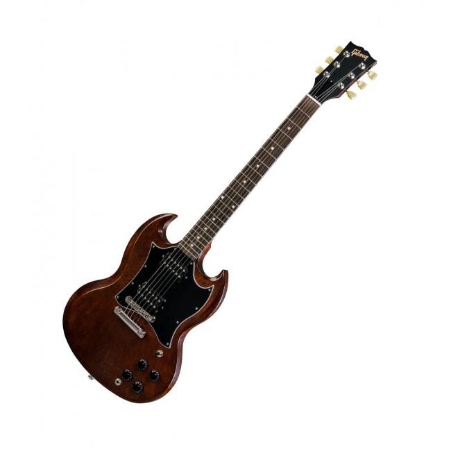 GIBSON SGF18WFNH1 | Guitarra Eléctrica SG Faded 2018 Worn Bourbon