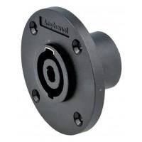 Amphenol SP-4-MC | Conector Speakon Chasis Redondo de 4 Polos