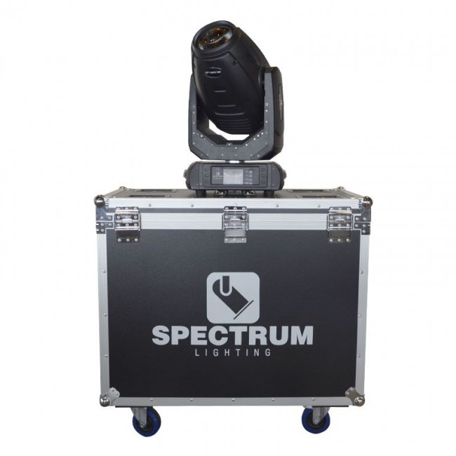 SPECTRUM LIGHTING SPIRIT 280 |  Cabezal móvil con Anvil ( 2 unidades)