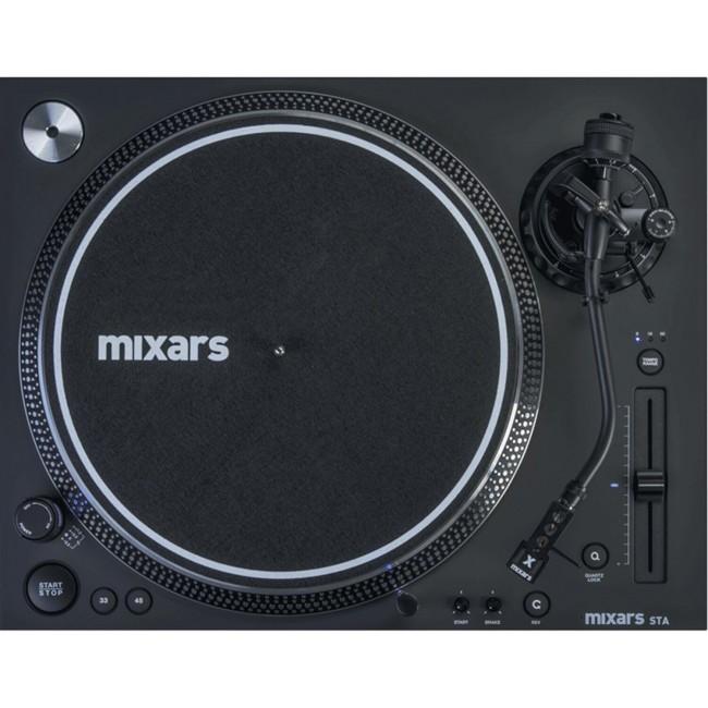 Mixars STA | Bandeja Giradiscos Dj 2 Salidas