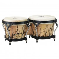 "TYCOON STBS-B-WI | Bongos Supremo Select Series Willow 7"" + 8.5"""