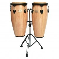"TYCOON STC-1-B-N-D | Congas naturales Serie Supremo de 10 ""y 11"""