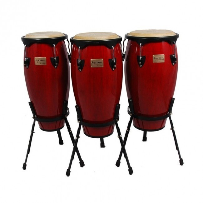 """TYCOON STC-3-BR-S   Tumba Serie Supremo 10""""+11""""+12"""""""