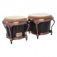 "TYCOON TBHC-800-AC-T1 | Bongo Master Hand-Crafted Pinstripe 7"" + 8.5"""