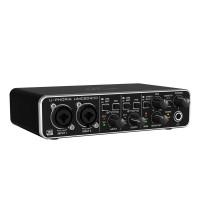 Behringer UMC204HD | Interfaz de Audio USB