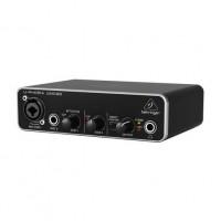 BEHRINGER UMC22 | Interfaz de Audio USB