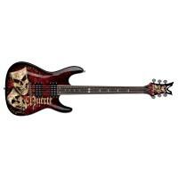 DEAN VNMUERTE | Guitarra Electrica Vendetta Tearto De La Muerte