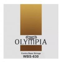 OLYMPIA WBS630 | Cuerdas para Contrabajo Calibres 40-95