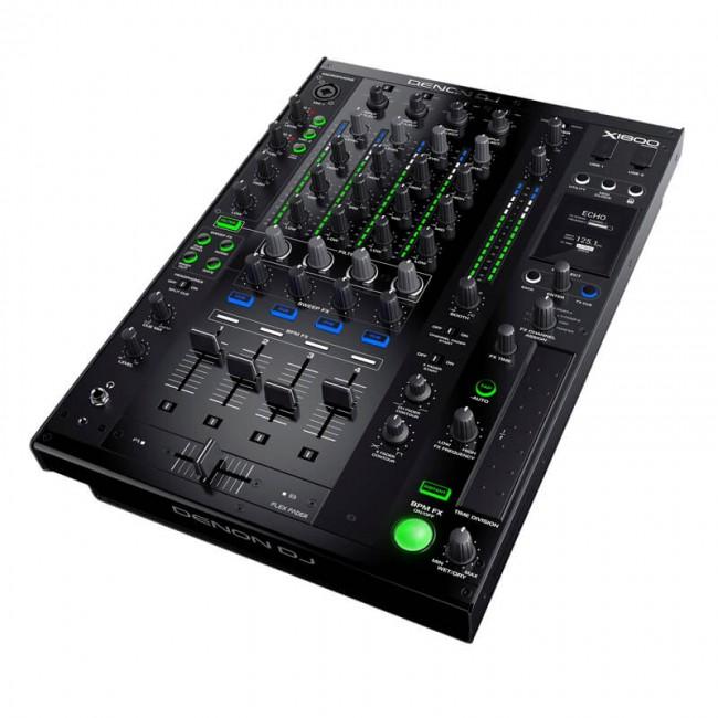 Denon Dj X1800 | Mixer Profesional De 4 Canales