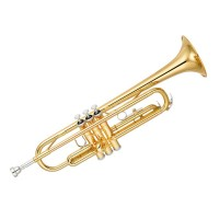 YAMAHA YTR2330 | Trompeta con Acabado Lacado de Estudio