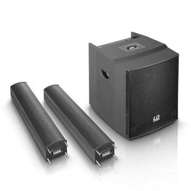 LD Systems MAUI28 | Sistema Line Array Portátil y Compacto