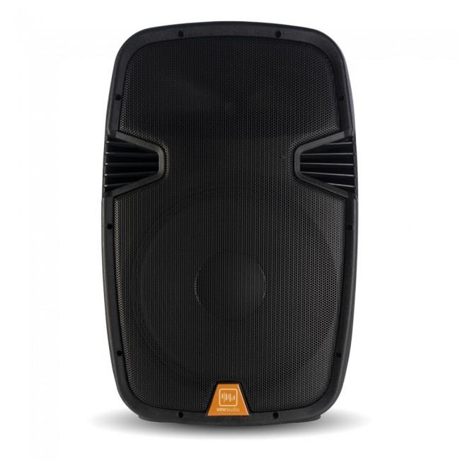 VMR AUDIO GROOVE15GO   Bafle activo portátil a batería con parlante de 15 pulgadas