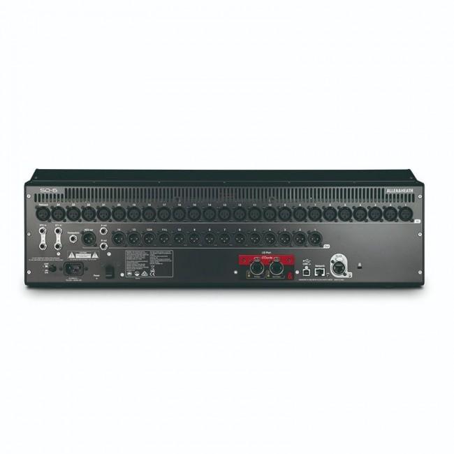 Allen & Heath SQ-6   Consola Digital De 48 Canales 36 Buses y 25 Faders