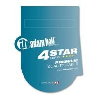 Adam Hall K4YWPP0300   Cable de Audio REAN de Minijack 3,5 mm estéreo a 2 Jacks 6,3 mm mono