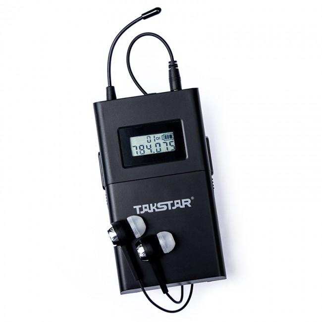 Takstar WPM-200R | Receptor para sistema de monitoreo inalambrico